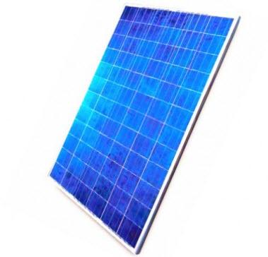 Поликристаллическая солнечная батарея
