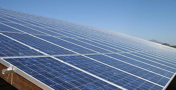 Что такое солнечная батарея
