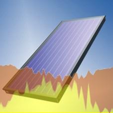 Производительность солнечного коллектора