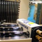 Фотообзор: солнечные коллекторы на выставки Аква-терм 2012