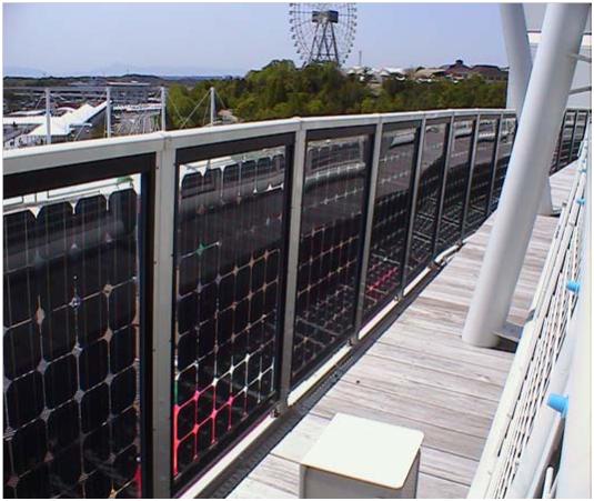 Двухсторонние солнечные батареи