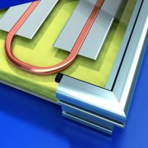 Новые высокотехнологичные солнечные коллекторы от компании Solmetall