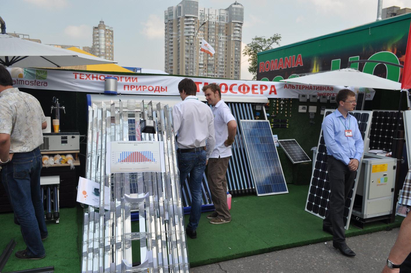 Впечатления от выставки Аква-Терм Киев 2013