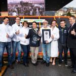 В Австрии установили самый большой солнечный коллектор в Мире