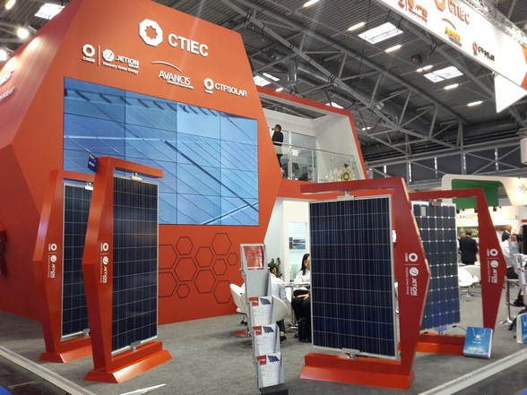 Выставка InterSolar 2015 — Фотоотчет