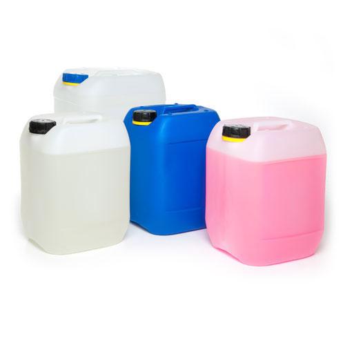 Теплоноситель для теплового насоса грунт/вода