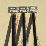 Сравнение поглощающей способности вакуумных трубок
