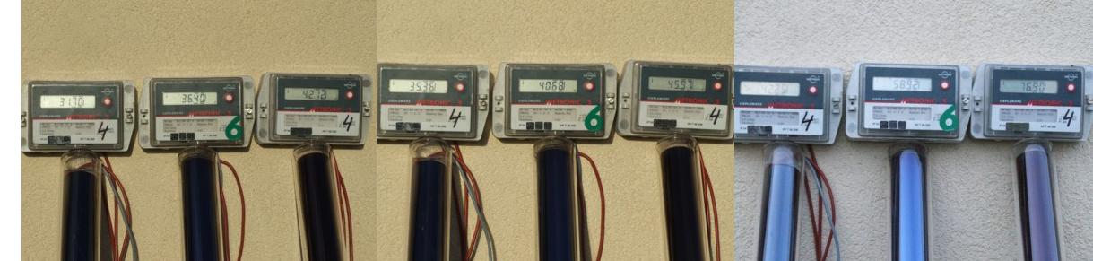 Замеры температуры вакуумных трубок-2