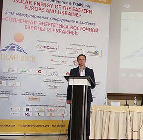 CISOLAR-2016 Odessa: в 2016 г. в Украине будет построено 34 солнечных электростанций мощностью более 120 МВт