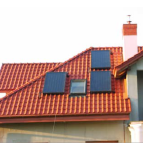 Нестандартные схемы обвязки солнечных коллекторов