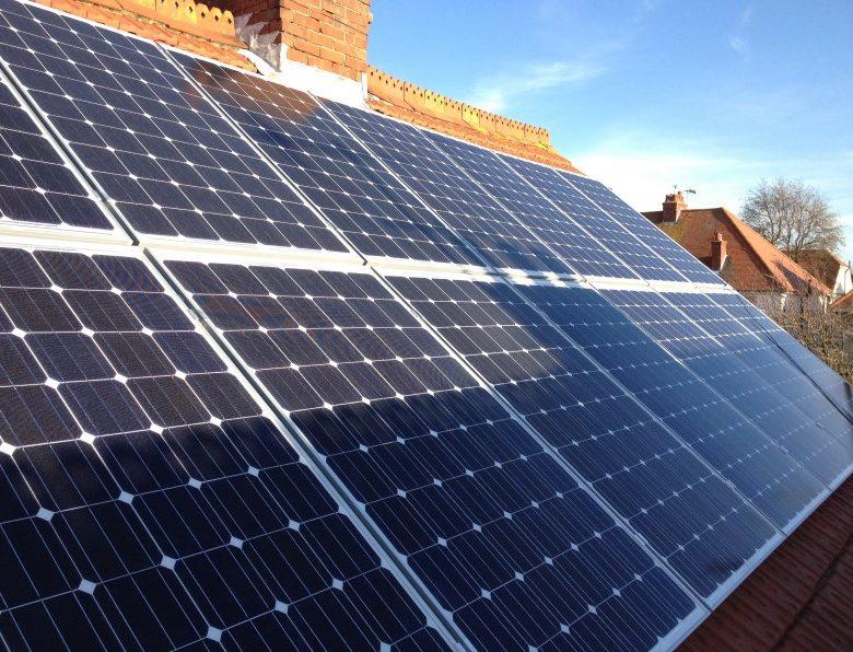 Влияние тени на работу солнечных батарей