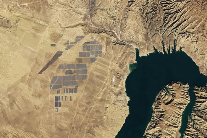Крупнейшие солнечные электростанции в мире