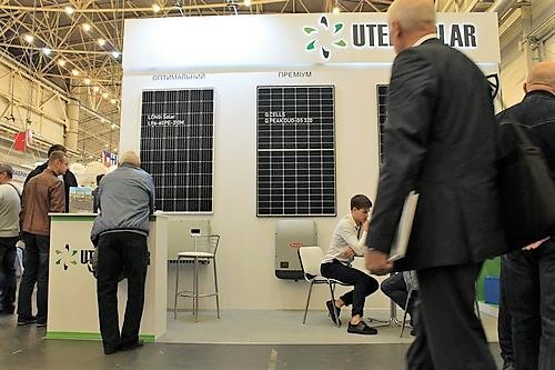 Отчет по результатам XI международной специализированной выставки «Энергоэффективность. Возобновляемая энергетика‑2018»