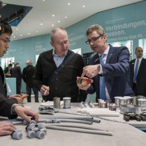 Выставка ISH 2019 во Франкфурте