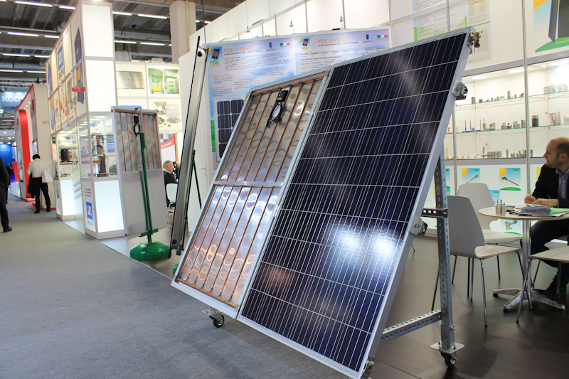 ISH 2019 Новинки солнечной энергетики