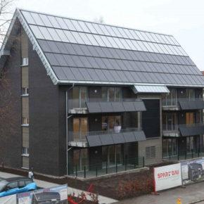 В германии построили энергоэффективный дом без счетов за тепло и электроэнергию