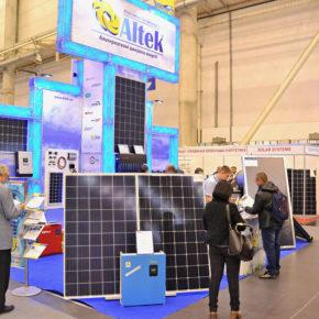 XII Международная Специализированная Выставка Энергоэффективность.  Возобновляемая Энергетика - 2019