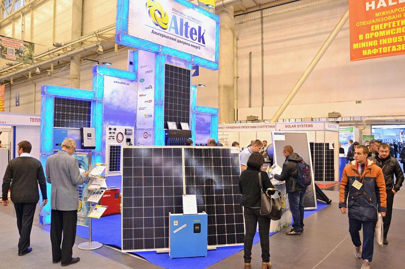 XII Международная Специализированная Выставка Энергоэффективность.  Возобновляемая Энергетика — 2019