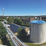 Германия наращивает мощности солнечных тепловых станций