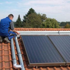 В Германии ожидается повышение спроса на тепловые солнечные установки