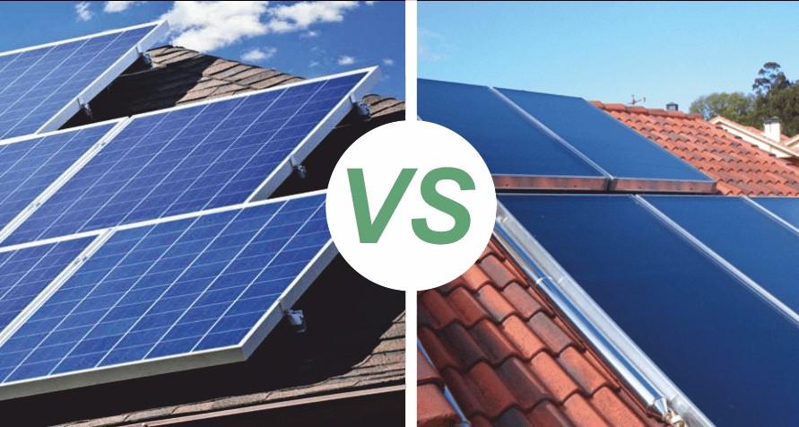 Гелиосистема или солнечная электростанция: что лучше для нагрева воды?